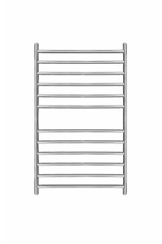 Magnus Stainless Steel Heated Towel Rail 800mm x 500mm