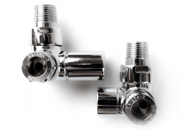 Corner Chrome Valves