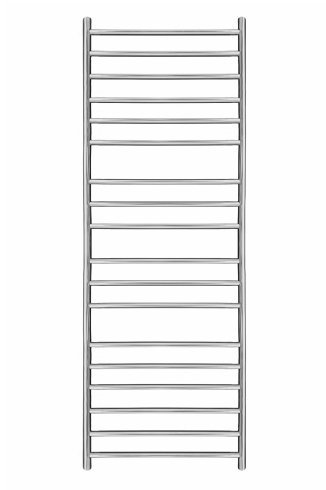 Magnus Stainless Steel Heated Towel Rail 1350mm x 500mm