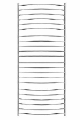 Luxus Stainless Steel Heated Towel Rail 1550mm x 600mm