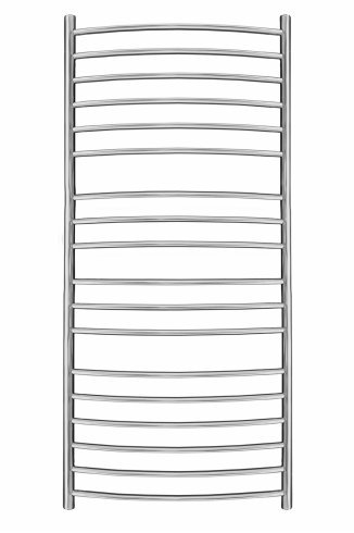 Luxus Stainless Steel Heated Towel Rail 1350mm x 600mm