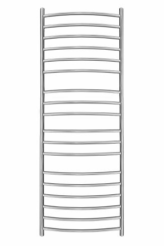 Luxus Stainless Steel Heated Towel Rail 1350mm x 500mm