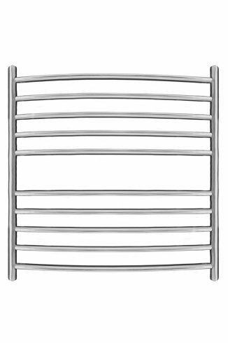 Luxus Stainless Steel Heated Towel Rail 600mm x 600mm