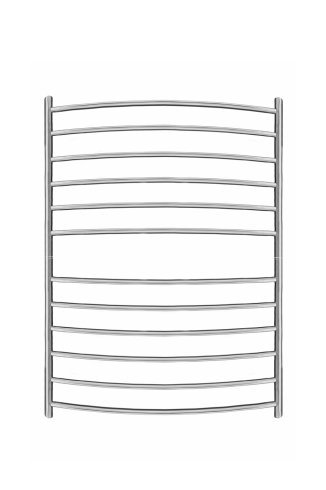 Luxus Stainless Steel Heated Towel Rail 800mm x 600mm
