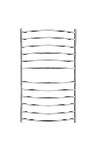 Luxus Stainless Steel Heated Towel Rail 800mm x 500mm