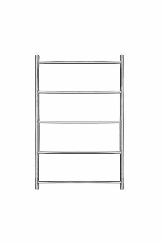 Ergo Stainless Steel Heated Towel Rail 600mm x 400mm