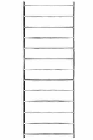 Ergo Stainless Steel Heated Towel Rail 1550mm x 600mm