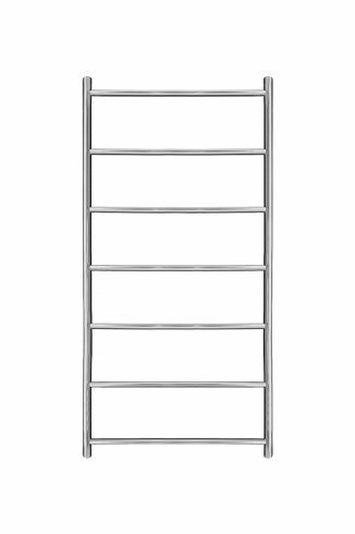 Ergo Stainless Steel Heated Towel Rail 800mm x 400mm