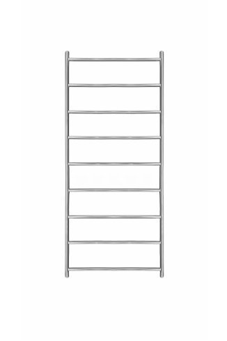 Ergo Stainless Steel Heated Towel Rail 1150mm x 500mm