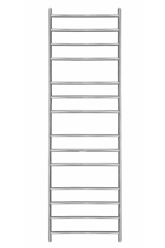 Magnus Stainless Steel Heated Towel Rail 1150mm x 400mm