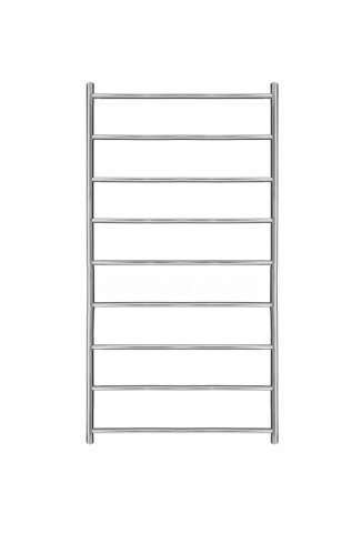 Ergo Stainless Steel Heated Towel Rail 1150mm x 800mm