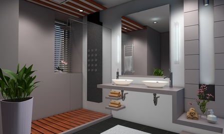 7 key features of modern bathroom design