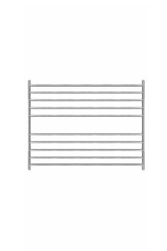Magnus Stainless Steel Heated Towel Rail 600mm x 800mm