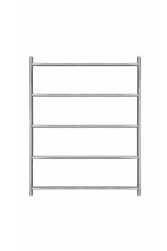 Ergo Stainless Steel Heated Towel Rail 600mm x 500mm