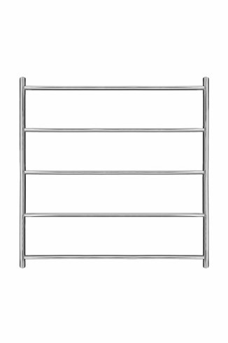 Ergo Stainless Steel Heated Towel Rail 600mm x 600mm