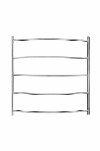 Inflecto Stainless Steel Heated Towel Rail 600mm x 600mm