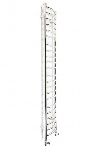 1550mm_x_360mm_stainless steel heated towel rail_Rhinorails