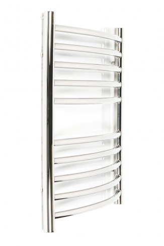 stainless steel heated towel rails_600mm_x_600mm_Rhinorails