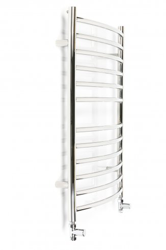 Stainless steel heated towel rails_800mm_x_600mm_Rhinorails