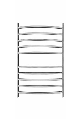 Luxus Stainless Steel Heated Towel Rail 600mm x 400mm