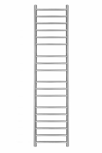 Magnus Stainless Steel Heated Towel Rail 1350mm x 360mm