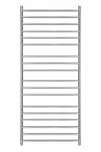 Magnus Stainless Steel Heated Towel Rail 1350mm x 600mm
