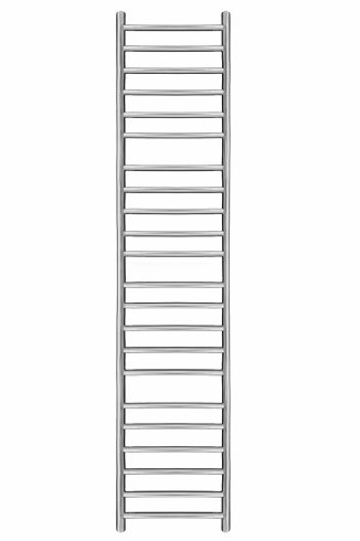 Magnus Stainless Steel Heated Towel Rail 1550mm x 400mm
