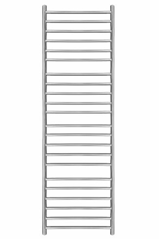 Magnus Stainless Steel Heated Towel Rail 1550mm x 500mm