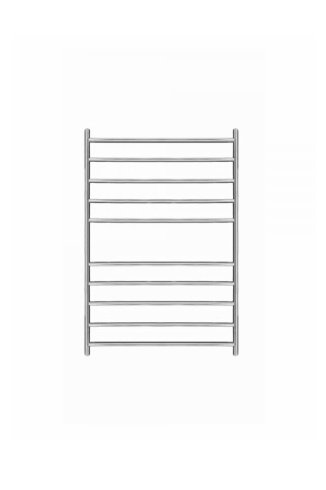Magnus Stainless Steel Heated Towel Rail 600mm x 400mm