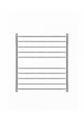 Magnus Stainless Steel Heated Towel Rail 600mm x 500mm