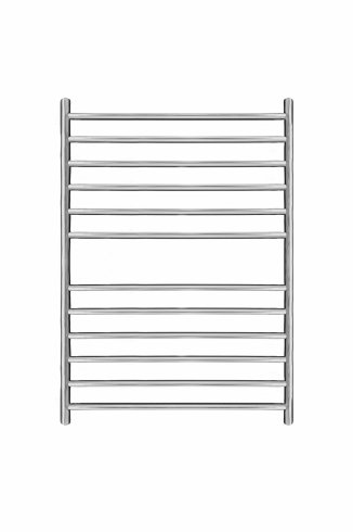 Magnus Stainless Steel Heated Towel Rail 800mm x 600mm