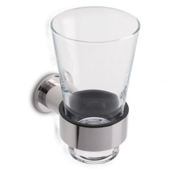 Stark - Stainless Steel & Glass Tumbler